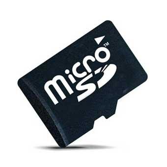 Minneskort microSDHC