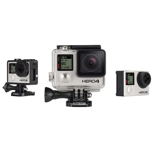 GoPro HERO4 Black Edition Adventure, actionkamera
